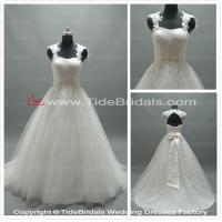 Quality Tulle wedding dress bridal gown #AS1979 for sale