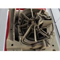 China OEM Available Cast Iron Parts 3D Printing Parts For Forklift Truck on sale