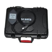 Quality Scania VCI 2 2.6.0(2011.02) Version Truck Diagnostic Tool With English, German Etc for sale