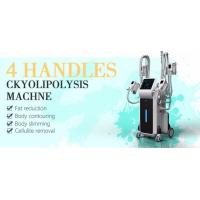 Buy Cryo fat reduction device Cryolipolysis vacuum therapy cellulite machine at wholesale prices
