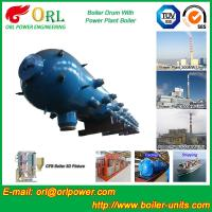 Buy Stainless steel boiler mud drum SGS at wholesale prices
