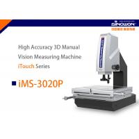 Quality 250x150mm High Accuracy Semiautomatic Vision Measurement System iFocus Series for sale