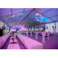 Outdoor large clear tent, clear span wedding marquee, 2000 person capacity big tent for outdoor events for sale