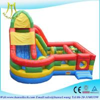 Quality Hansel inflatable bouncers sale commercial inflatable bouncer for sale for sale