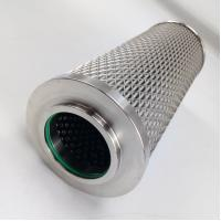 China Micro Fiberglass Replacement Filter Elements 25µM Accuracy SS / Aluminum End Cap on sale
