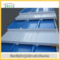 Quality Sandwich Roof Panel Surface Protection Film Rolls 5 - 500G / 25MM Adhesion for sale