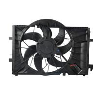 China Car Radiator Cooling Fan For Mercedes W203 2035001693 1 Year Warranty on sale