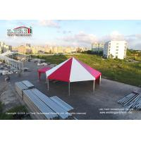 Buy cheap Multi Sides Octagon Marquee Structure for Outdoor Resort Hotel Service from wholesalers