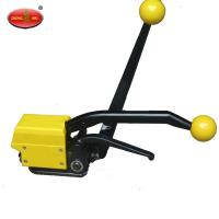 China A333 manual steel strapping machine Automatic Steel Strapping Machine on sale