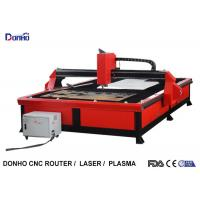 China Industrial Plasma Metal Cutting Machine With Leadshine Stepper Motor And Driver on sale
