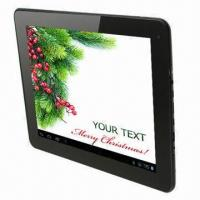 China 9.7-inch Google's Android 4.0 Tablet PC, Dual Core, IPS Capacitive Touchscreen/3G/Wi-Fi/Two Cameras on sale