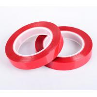 China 25um Polyester Film Silicone Splicing Tape For Release Paper And Liner for sale