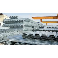 Quality Hot Rolled Welding Galvanized Steel Pipe CLASS B , Carbon Steel Pipe for sale