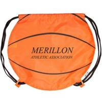 Buy cheap Selling well all over the world Drawstring Bags Hot sale baseball design 100% from wholesalers