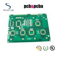 Quality OEM / ODM double sided pcb fabrication High TG 2.0mm board thickness for medical device for sale