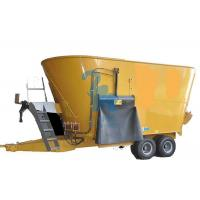 Quality Heavy Duty Animal Feed Mixer Livestock Feed Manufacturing Machine 8250kgs for sale