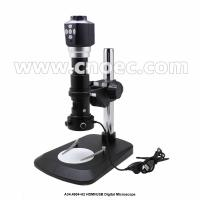 Quality 3.5M /1080P Monocular HDMI Digital USB Microscope A34.4904 - H2 Dual Coaxial LED Light Source for sale