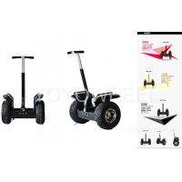 Quality Off road Two Wheel Stand Up Electric Scooter for sale