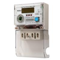 China Single Phase Multifunction Energy Meter / Polycarbonate digital electronic energy meters on sale