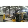 Buy cheap ISO Angle Iron Punching Machine , Angle Iron Cutting Machine Adopt CNC from wholesalers