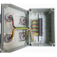Buy cheap IP67 CEE industrial power socket box from wholesalers