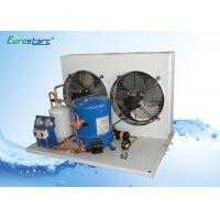 Quality Low Vibration Cold Room Cooling Unit Cold Storage Refrigeration Units for sale