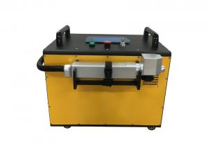 Quality 7 Inch Touch Screen 60W Rust Cleaning Laser Machine for sale