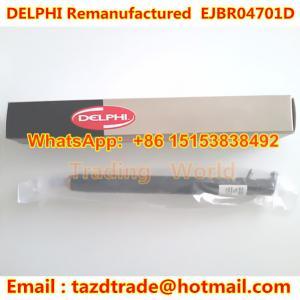 Quality DELPHI Original Remanufactory injector EJBR04701D / A6640170221 / 6640170221 /A6640170021 for sale