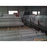 Quality JIS G3454 / BS1387 Galvanized Seamless Steel Pipe 1mm - 30mm for sale