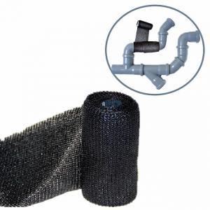 China Fast Curing Pipe Repair Bandage,heating pipe leak repair tape,gas pipe leak water activated fiberglass wrap on sale