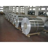 China Cold Rolled Galvanized Steel Coil For Window Blinds / Fencings , High Preciseness on sale