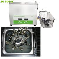 Quality Motorcycle Parts Ultrasonic Cleaning Machine For Carburators And Injectors for sale