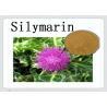 Pharmaceutical Milk Thistle Extract Silymarin 22888 70 6 Silybin 65666 07 1 for sale