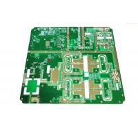 Quality High Frequency PCB Quick Turn Service Rogers 4003 Material Pcb Supplier for sale