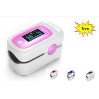 Quality UN-medical OLED display fingertip pulse oximeter with ODI function for sale