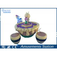 Quality Honey Sand Pool Amusement Kids Game Machine Magic Art Table For Sale for sale