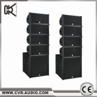 Quality hot sell acitve 10 inch line array &18 inch sub-bass sound system for sale