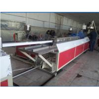 Quality PVC Angel Bead Making Extrusion Line , PVC Profile Extruder for sale