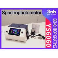 Quality Laboratory Benchtop Paint Matching Spectrophotometer YS6060 360-780nm Colour difference Meter for sale