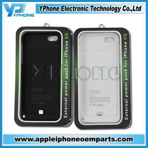 Quality High Quality 3.7V Li - ion Black OEM Original New extra Batteries For iPhone 5 for sale