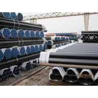 Quality SAW / ERW API 5L Line Pipe black painted , Seamless api 5l grade b pipe for sale