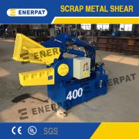 Quality Hydraulic Scrap Metal Cutting Machine for sale