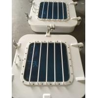 Quality Ship Weathertight Boat Marine Hatch Cover Marine Steel Hatch With Window for sale
