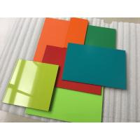 Buy Weatherpoof Aluminium Composite Sheet / Aluminium Wall Sheets Easy To Maintain at wholesale prices