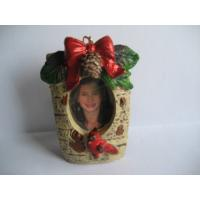 Quality Resin Christmas frame for sale