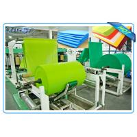 Quality Full Range Colors Eco-friendly  Polypropylene Spunbond Non Woven Fabric for Different Usages for sale