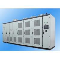 Quality RS232, RS485, CAN network IP20 high voltage variable frequency drive VSD converter for sale