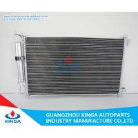 Quality Car cooling Condenser for  Tiida (07-)/G12 with OEM 92110-1U600/EL000/AX800 for sale