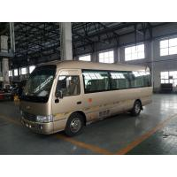 China Peru Style LHD Mini 30 Seater Bus Mitsubishi Rosa Type City Small Passenger Bus on sale