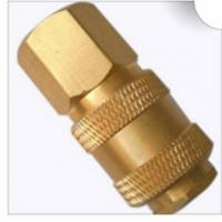 Quality European market brass female thread universal type quick coupler for sale
